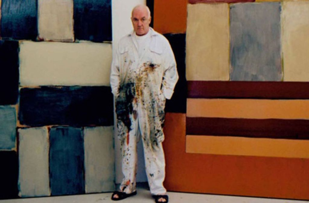 Kunst-Brückenbauer: der Maler Sean Scully Foto: Studio Sean Scully, N.Y.