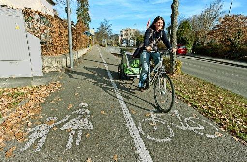 Radfahrer fordern ein Umdenken der Planer