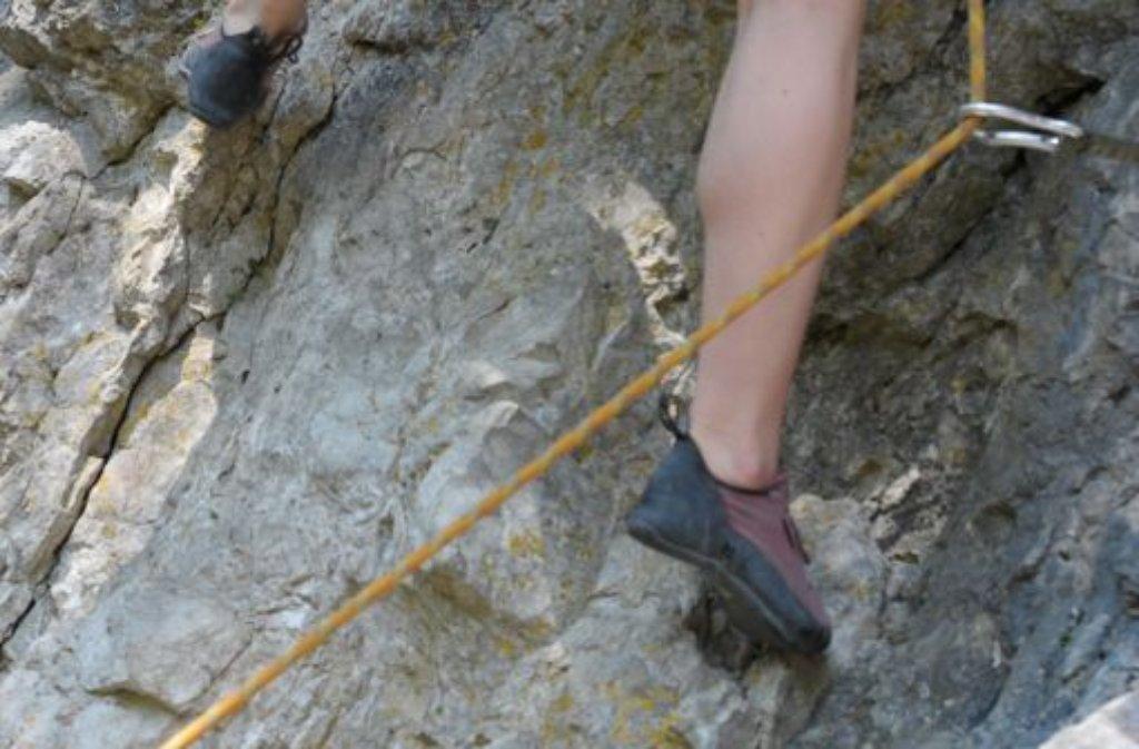 Klettersteig Gelbe Wand : Bergtour gelbe wand tegelberg brandnerschrofen hohenschwangau