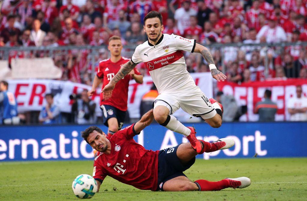 Vfb Gegen Bayern 2021