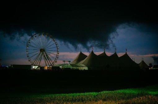 Weltuntergangsstimmung beim Southside-Festival