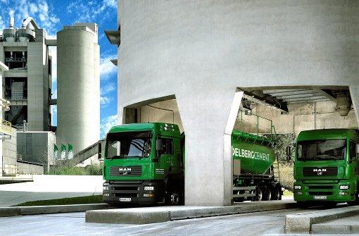 Heidelberg Cement mit sattem Gewinnplus
