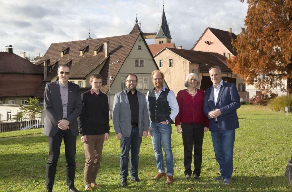 Esslingen/Bernhausen - Kandidaten wollen Kirche aus der Defensive holen - Stuttgarter Nachrichten