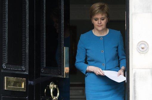 Schottland bereitet Unabhängigkeits-Referendum vor