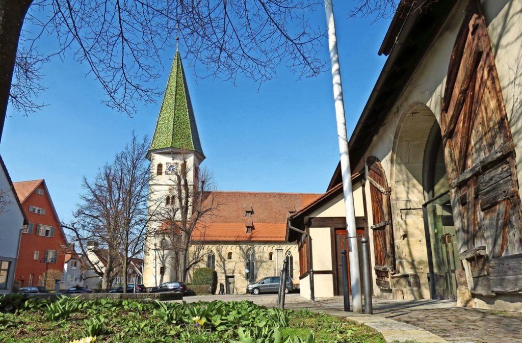 Offene Denkmale auf den Fildern: Martinskirche und