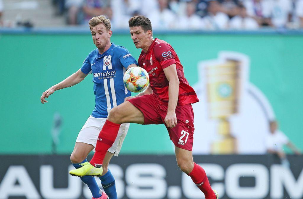Spiel Stuttgart Heute