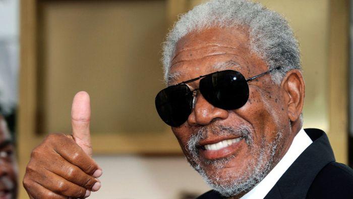 Morgan Freeman Aktuelle Themen Nachrichten Bilder Stuttgarter Nachrichten