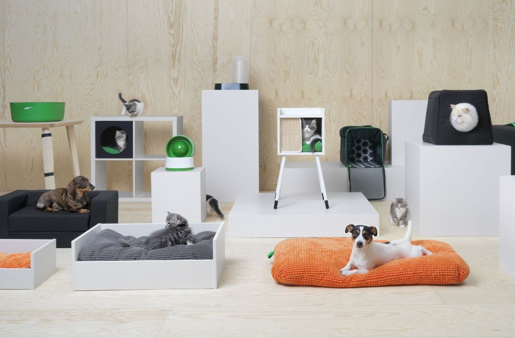 neue ikea kollektion lurvig bei ikea gibt es jetzt m bel f r tiere panorama stuttgarter. Black Bedroom Furniture Sets. Home Design Ideas