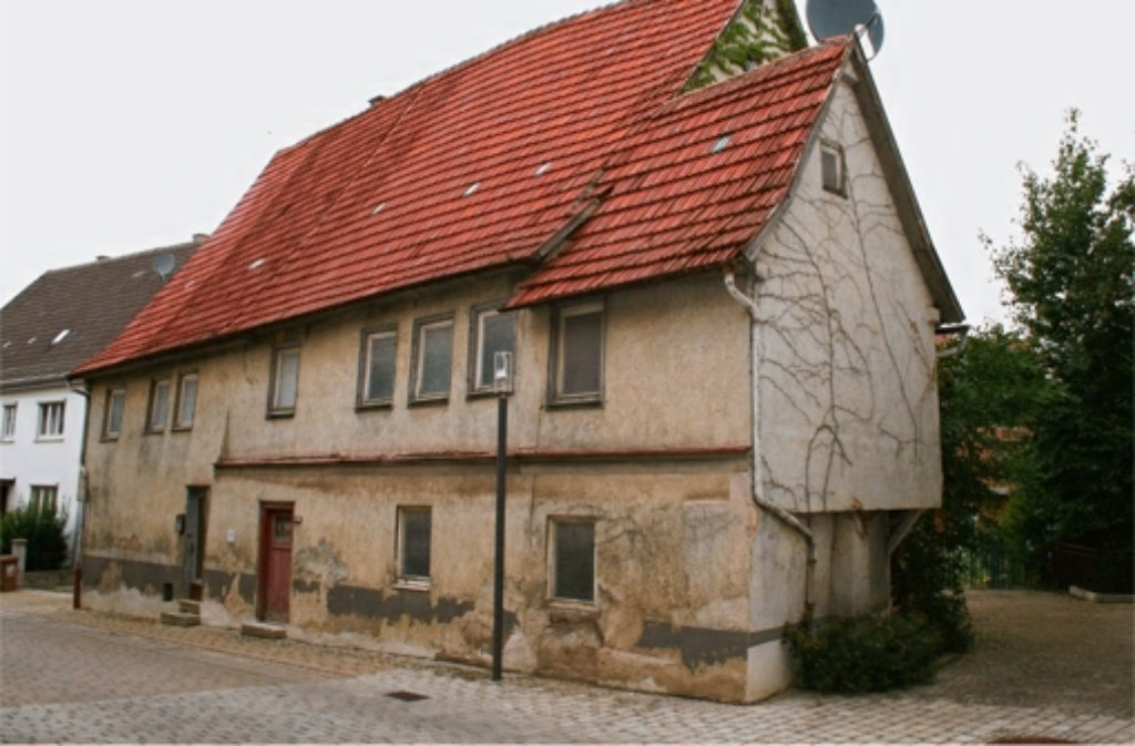 Haus Zu Verschenken Bayern