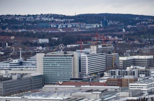Untersuchungen in zwei Werken von Daimler