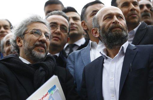 Kritische Journalisten zu mehrjährigen Haftstrafen verurteilt