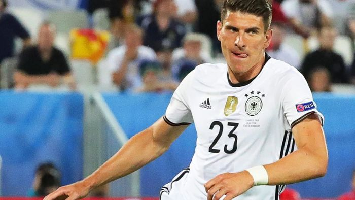 So verlief Mario Gomez' Karriere in der Nationalelf