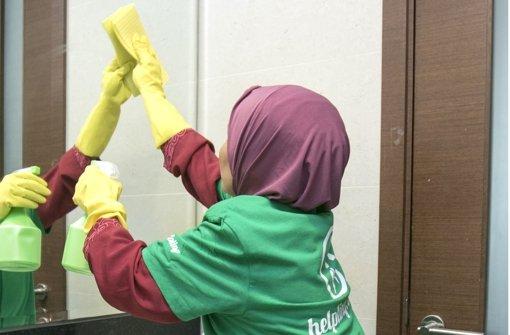 Asylbewerber dürfen erst dann als Selbstständige arbeiten, wenn sie als Flüchtlinge anerkannt worden sind. Foto: Firmenfoto