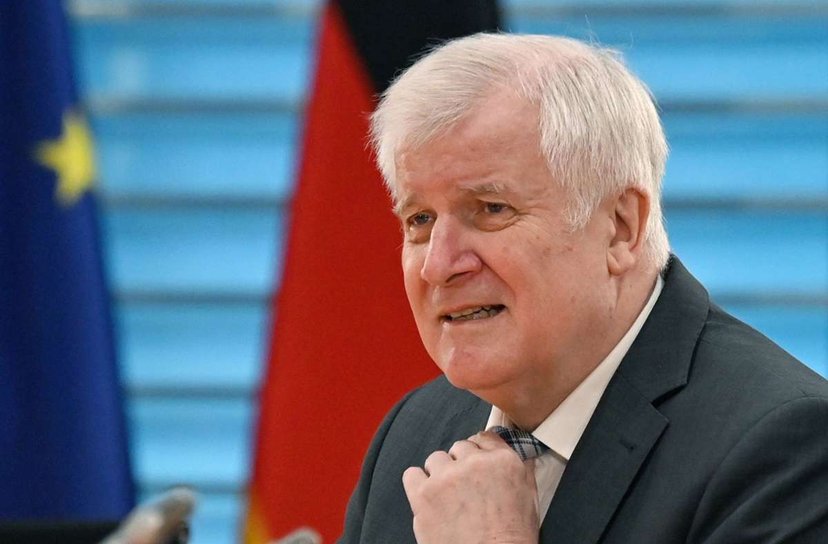 Innenminister Von Deutschland