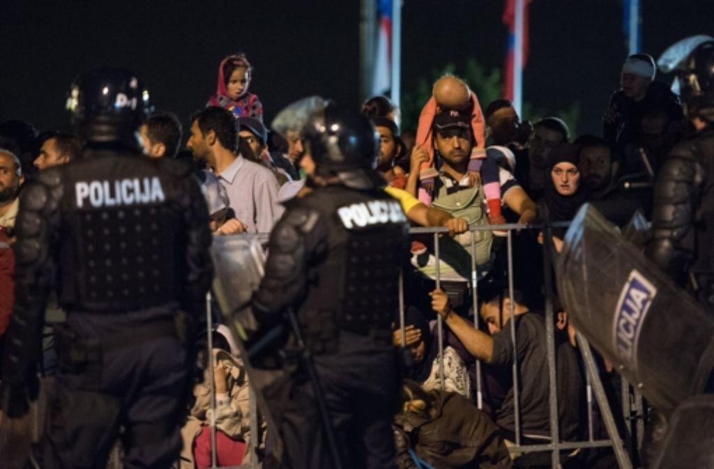 Nachrichten österreich Flüchtlinge