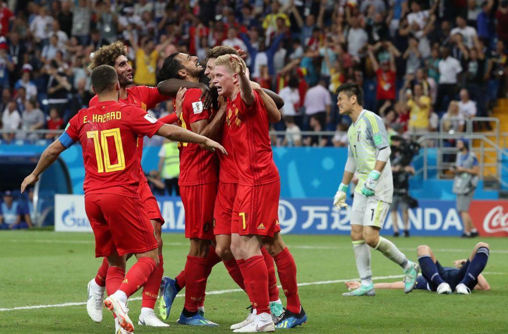 Belgien Fordert Bei Der Wm 2018 Brasilien Heraus Geheimfavorit