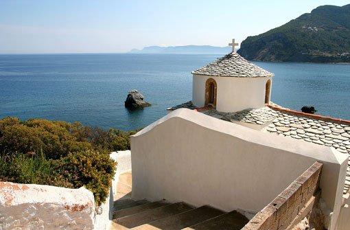 Skopelos - die stille Schöne