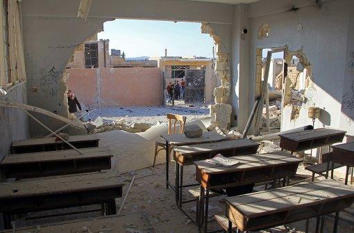 22 Schüler sterben bei Angriff auf Schule