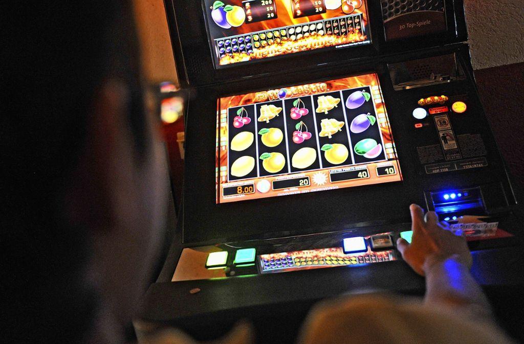 Spielsucht Therapie Stuttgart