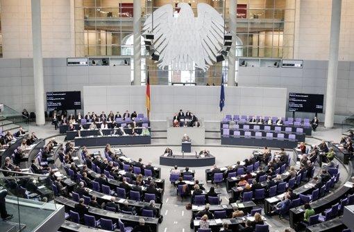 Die Vorgänge um die Kostenerhöhung beim Projekt Stuttgart 21 sollen bald den  Bundestag beschäftigen. Foto: dpa