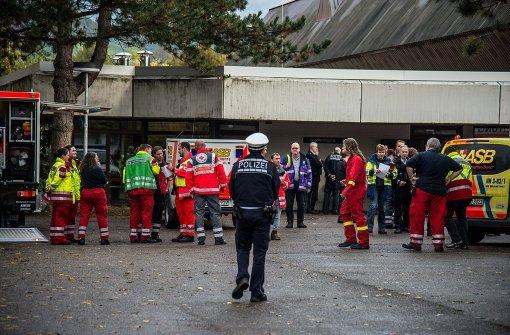 Verletzte Schüler wohlauf, Unterricht geht weiter
