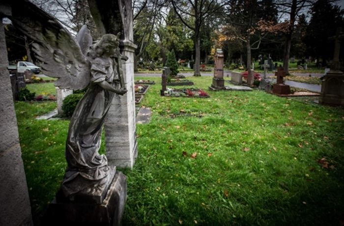 Tote Pragfriedhof