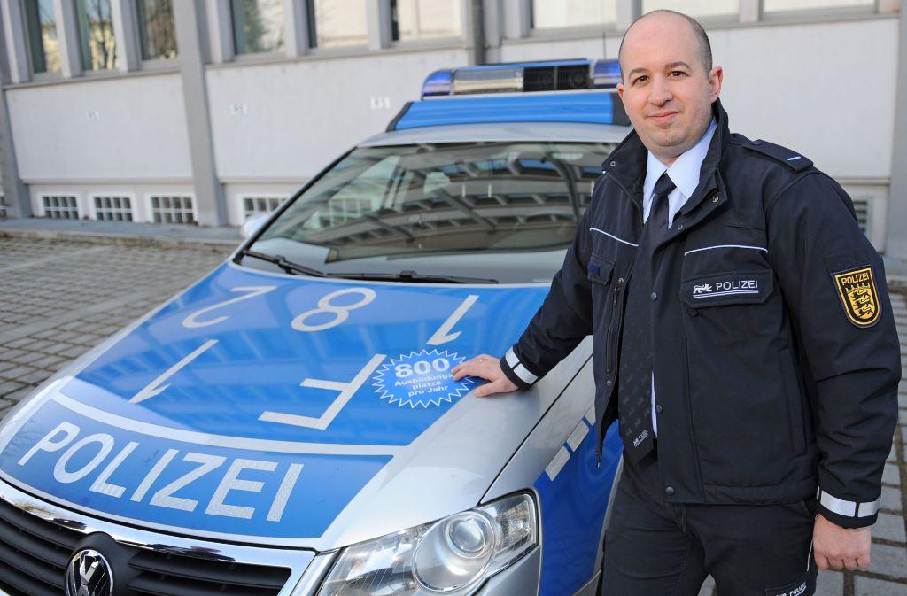 etwas mehr als 700 polizeifreiwillige sind derzeit bereits in baden wrttemberg im einsatz foto - Bewerbung Polizei Baden Wurttemberg
