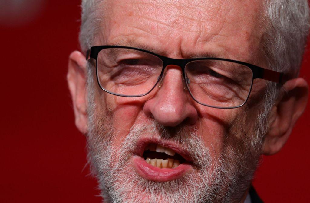 Großbritannien - Labour unterstützt zweites Brexit-Referendum