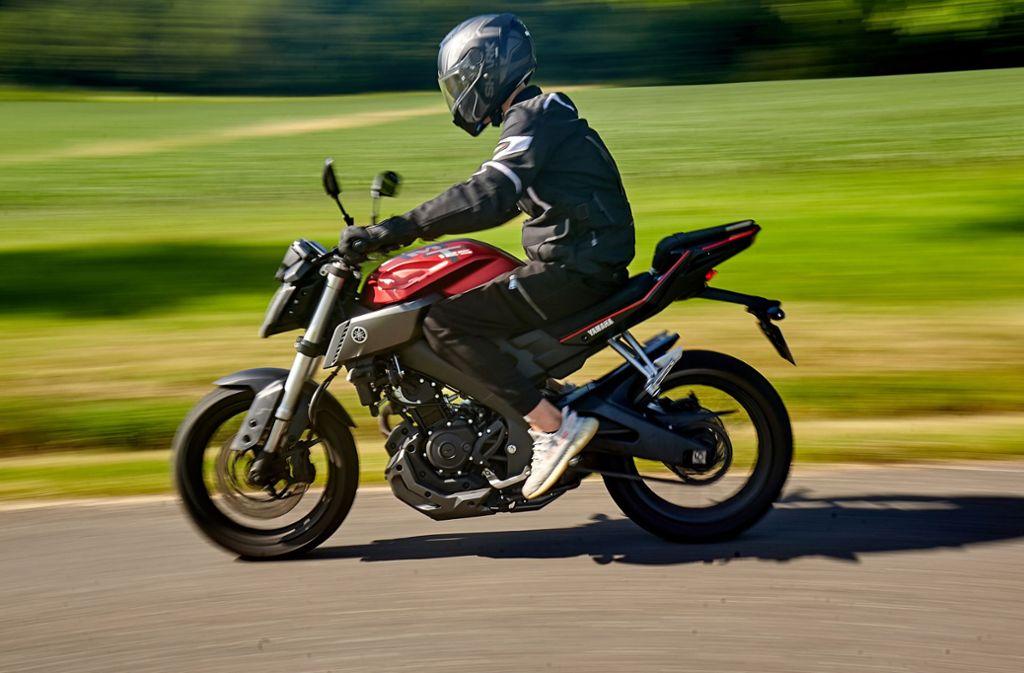 Motorrad Fahren Autoführerschein