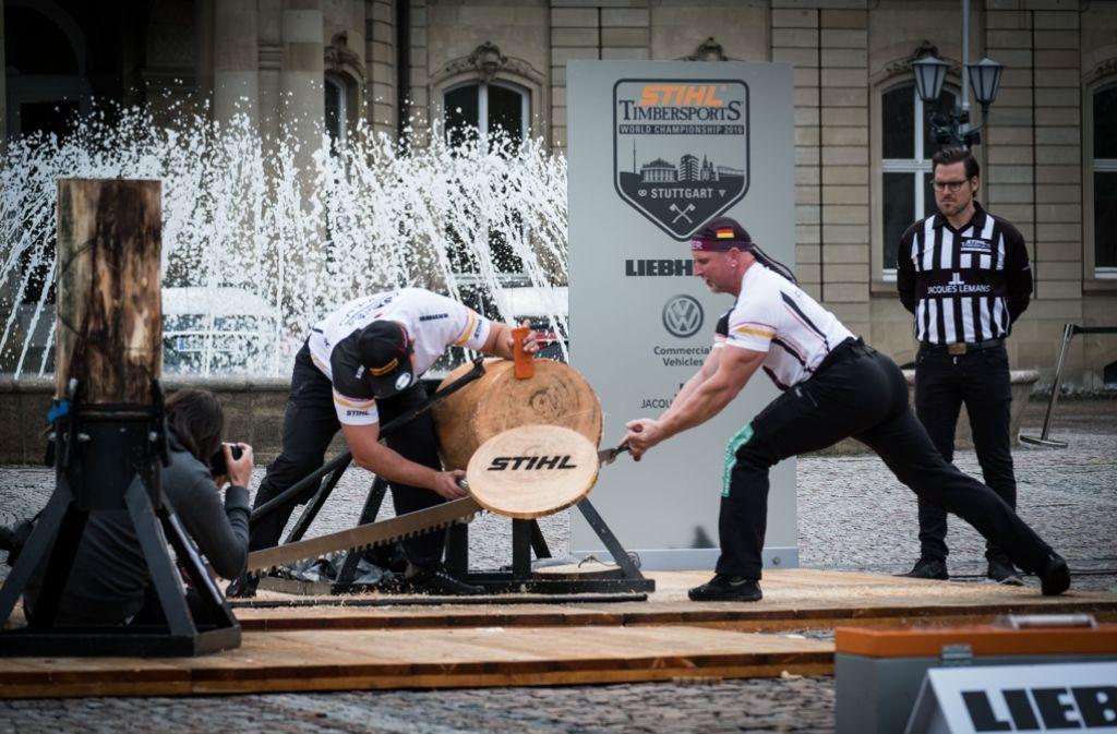 Timbersports Stuttgart