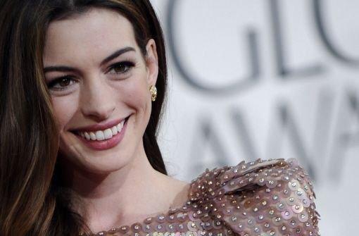 Anne Hathaway Foto: dpa
