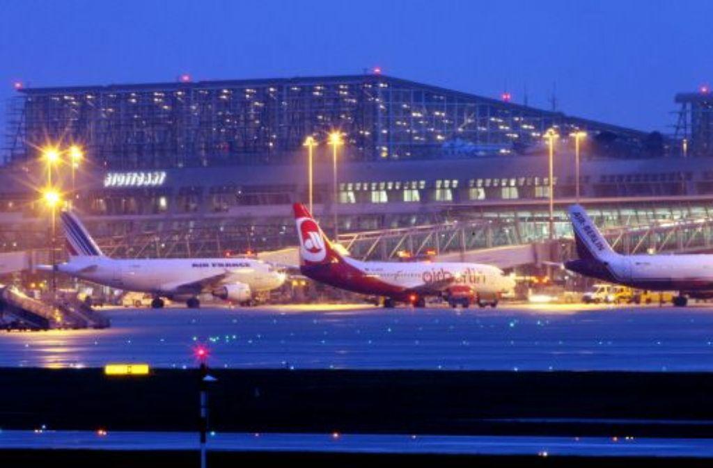 Flüge Flughafen Frankfurt