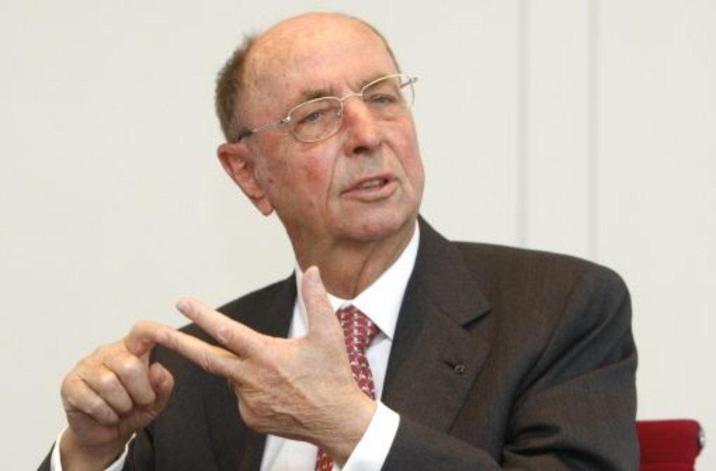 Berthold Leibinger