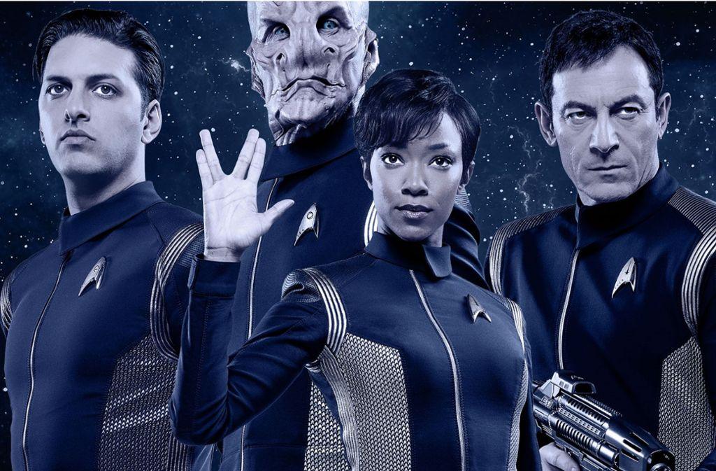 Die Neuen Star Trek Helden V Li Shazad Latif Als Ash Tyler