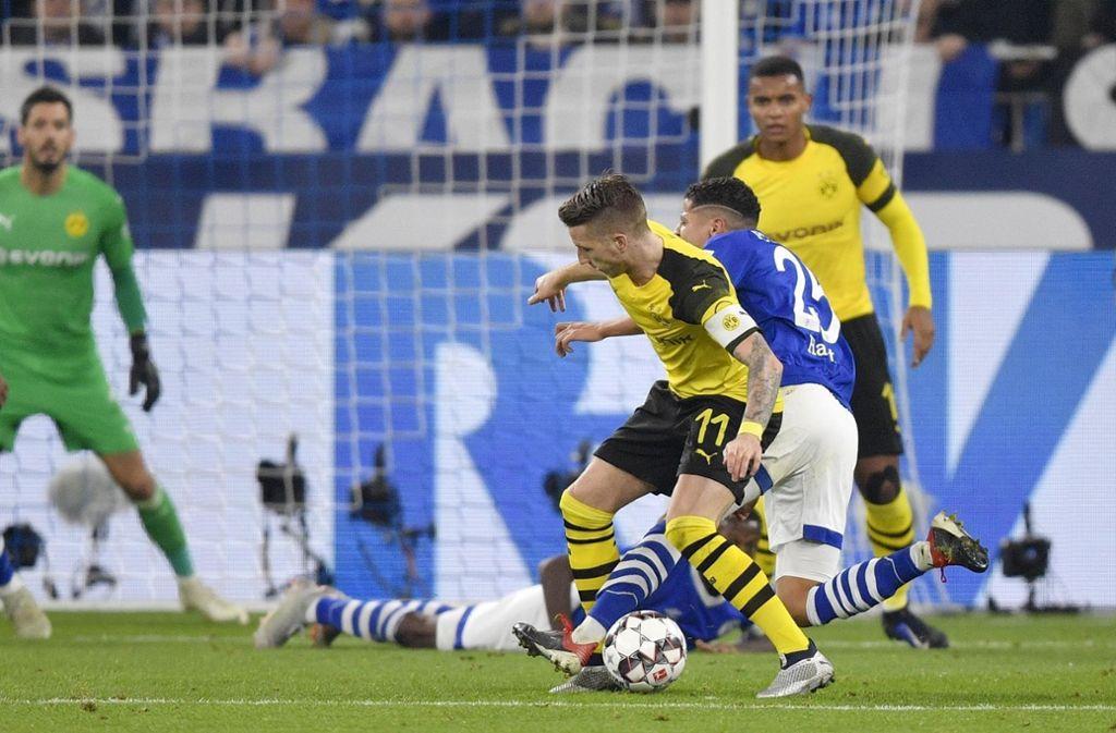 Fc Schalke 04 Gegen Borussia Dortmund Ard Ubertragt