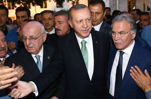 Linke fordert schärferes Vorgehen gegen Erdogan