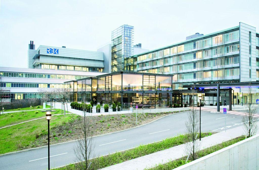 Krankenhaus Stuttgart West