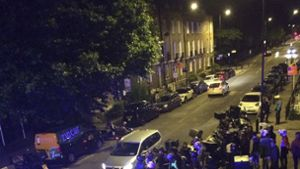 Barbarische Säureattacken in London