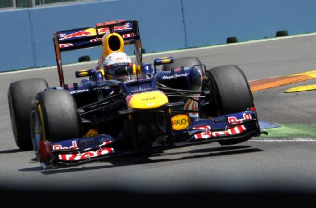 Vettel Ausgeschieden