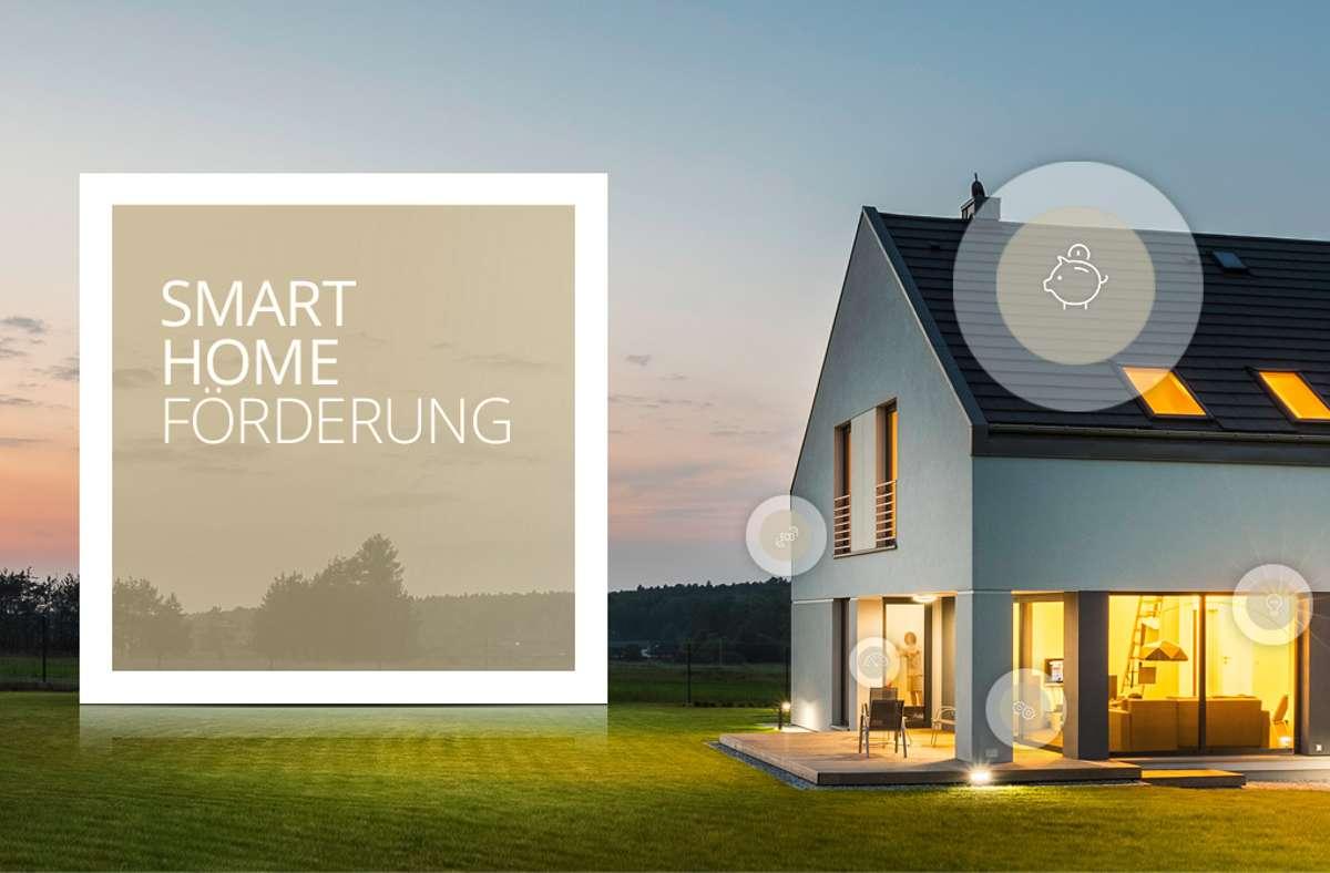 Finanzielle Förderung So bezuschusst der Staat das Smart Home ...