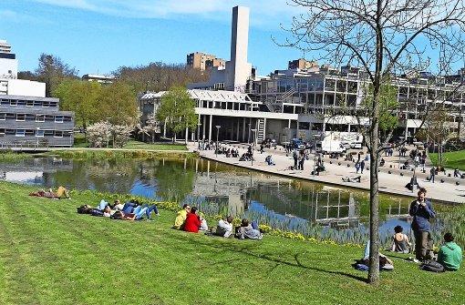 Vaihinger Campus soll weiter wachsen