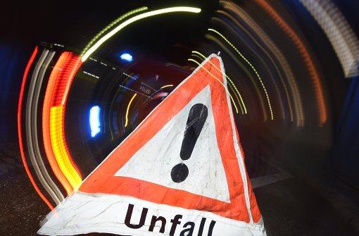 Autobahn wegen Bergung voll gesperrt