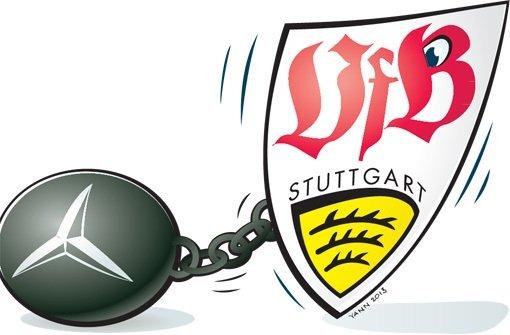 Recherchen der Stuttgarter Nachrichten legen offen, dass das Kontrollgremium des Vereins 2010 den Einstieg von Porsche als Hauptsponsor verhinderte, obwohl der Verein in wirtschaftlich schwierigen Zeiten händeringend nach einem Trikotpartner suchte. Porsche war offenbar bereit,  acht bis zehn Millionen Euro jährlich zu bezahlen. Foto: StN