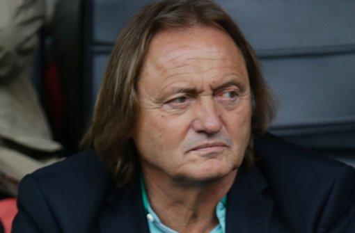"""Schäfer: """"Verein nicht in Schutt und Asche legen"""""""