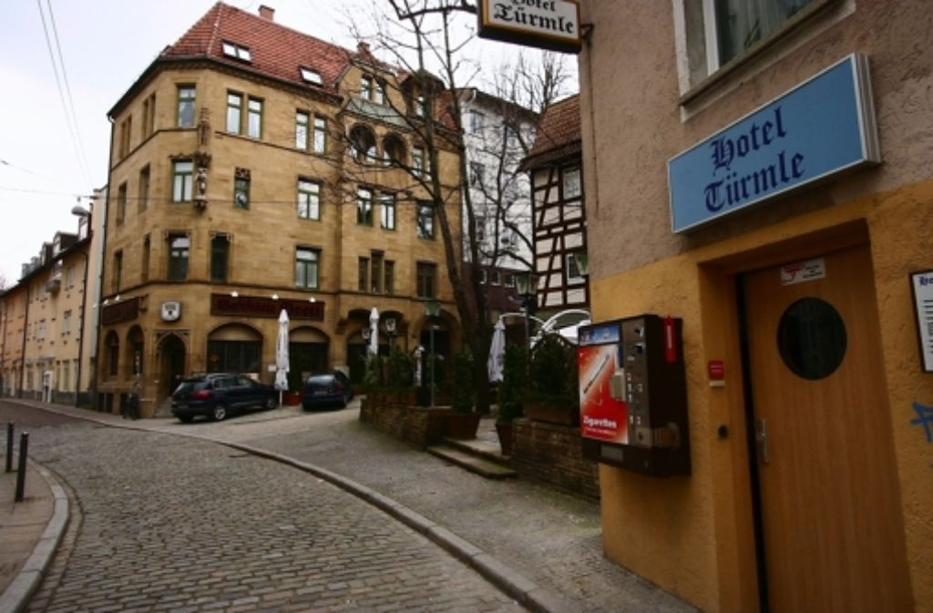 Prostitution Stuttgart