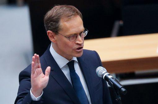 Müller erneut zu Regierendem Bürgermeister gewählt