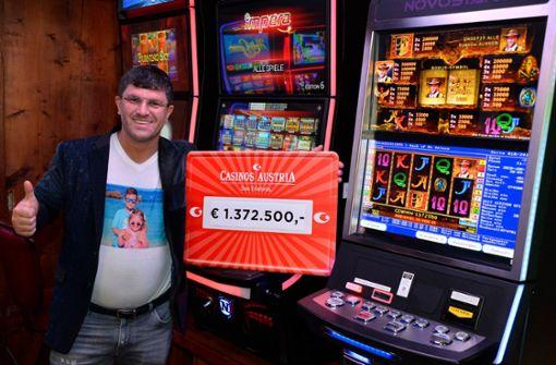 Casino Gewinner Osterreich