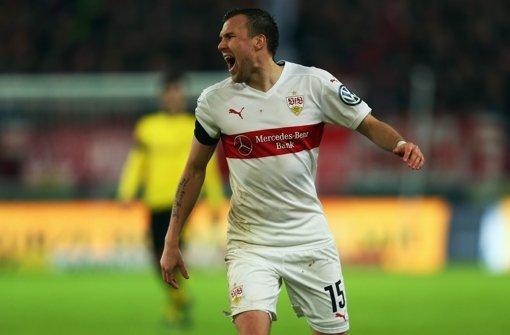 Angekommen beim VfB Stuttgart