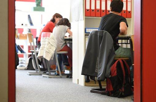 Abiturprüfung nur an großen Gemeinschaftsschulen