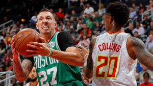 Theis läuft mit den Boston Celtics heiß